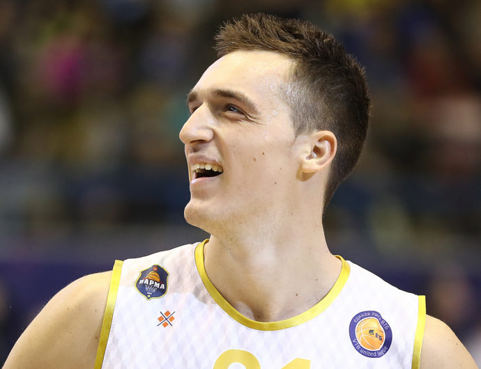 Danilo Andjusic Replaces Milos Teodosic On World Stars All-Star Game Roster