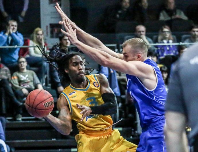 Watch: Tsmoki-Minsk vs. Astana Highlights