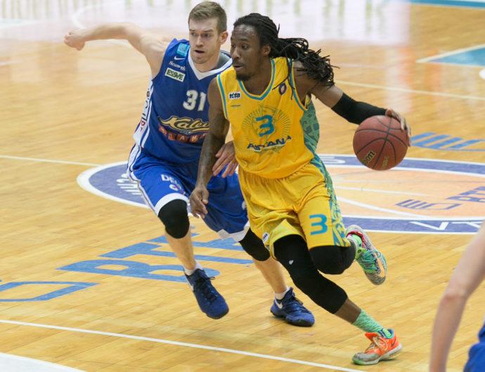 Watch: Astana vs. Kalev Highlights