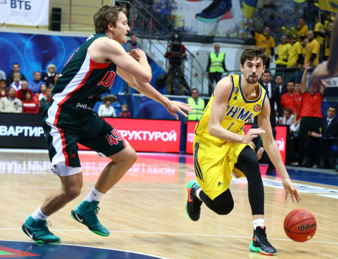 Shved Number One In VTB United League For Round 21