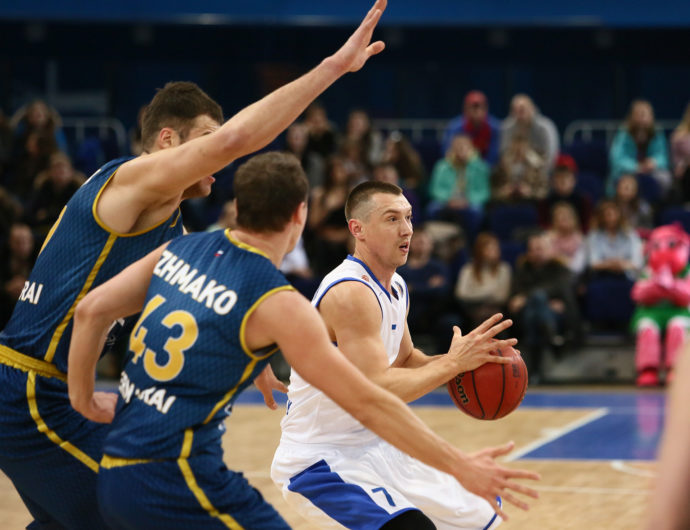 Enisey Stops Parma Rally At The Line
