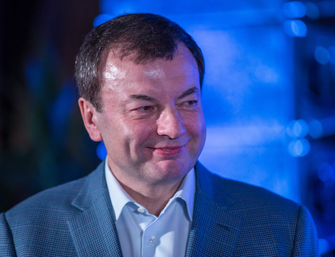 Sergey Kushchenko To Participate In Sport And Russia 2017 Forum