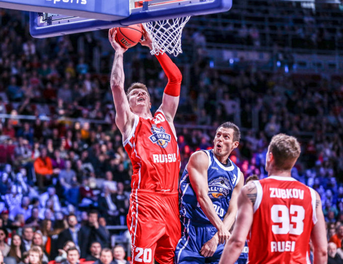 Andrey Vorontsevich: If Not CSKA, I'll Go Into Politics!