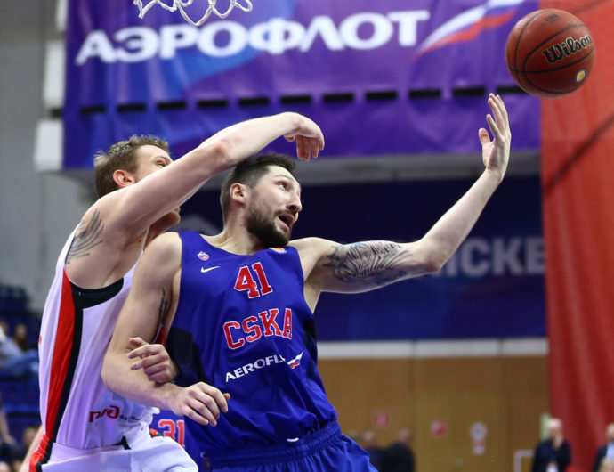 Watch: CSKA vs. Lokomotiv-Kuban Highlights