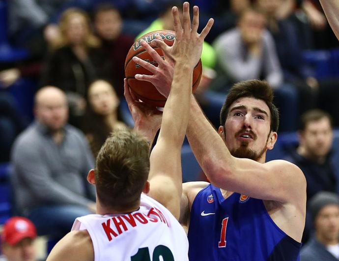CSKA Defeats Loko In Top-Two Clash