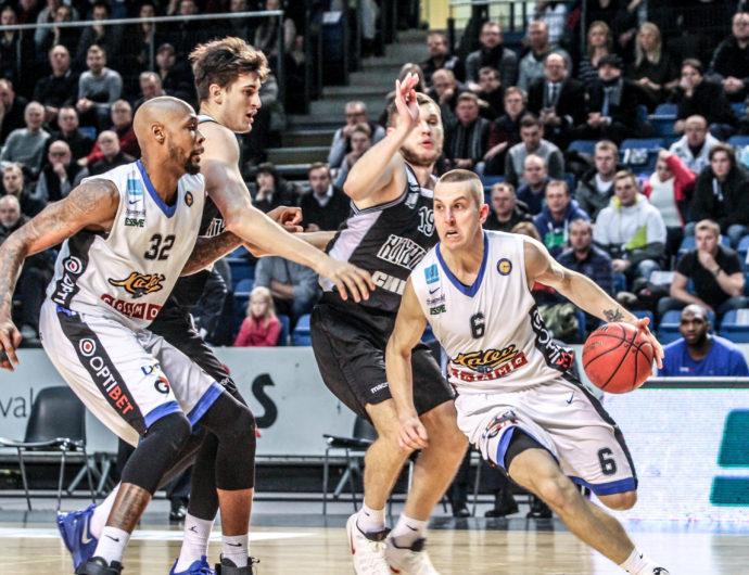 Watch: Kalev vs. Nizhny Novgorod Highlights