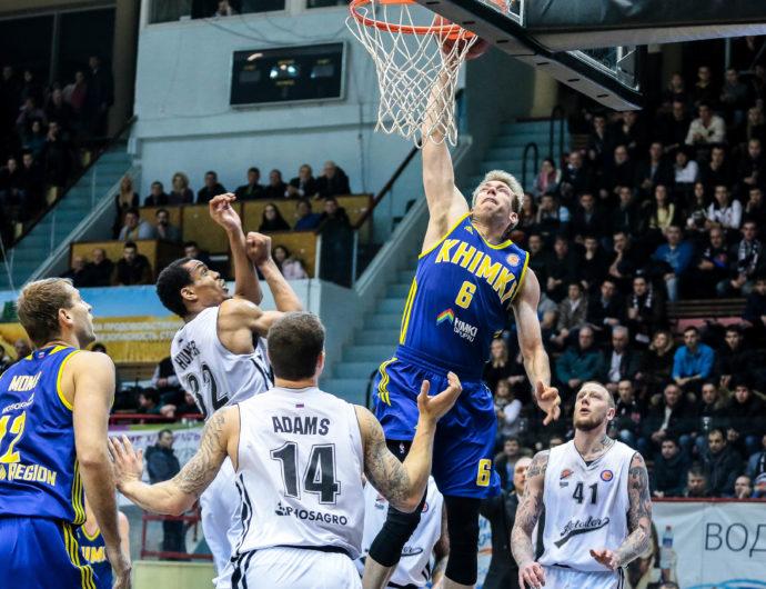 Khimki Wins Shootout In Saratov