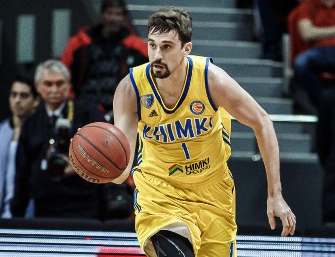 Star Performance: Alexey Shved vs. Loko