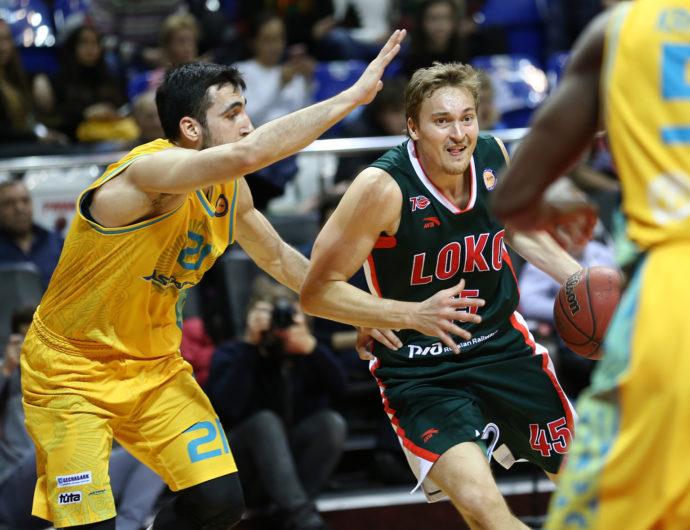 Astana Stifled By Loko Defense