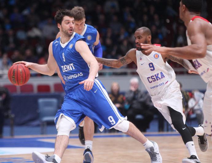 Zenit Takes Down CSKA