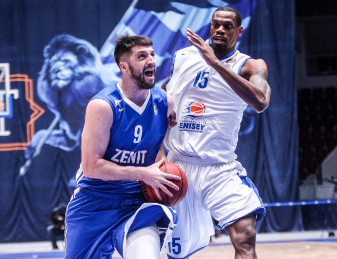 Markovic Drops 17 Dimes, Zenit Cruises Past Enisey