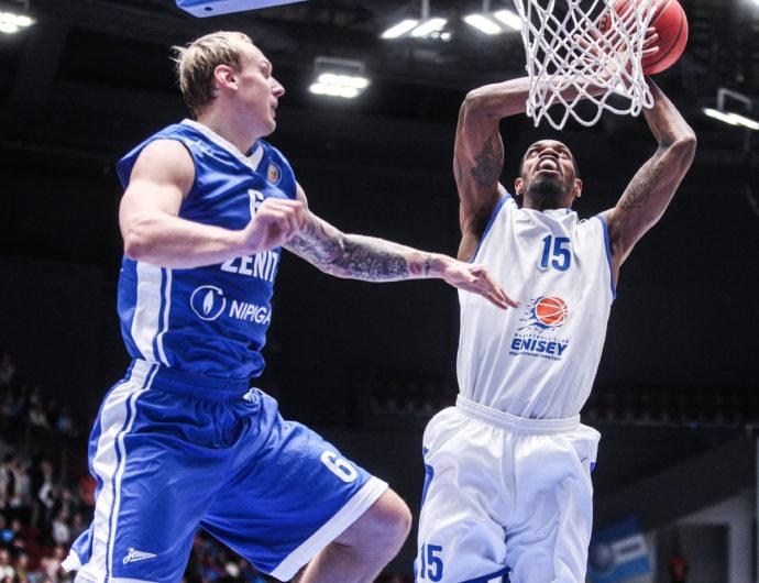 Watch: Zenit vs. Enisey Highlights