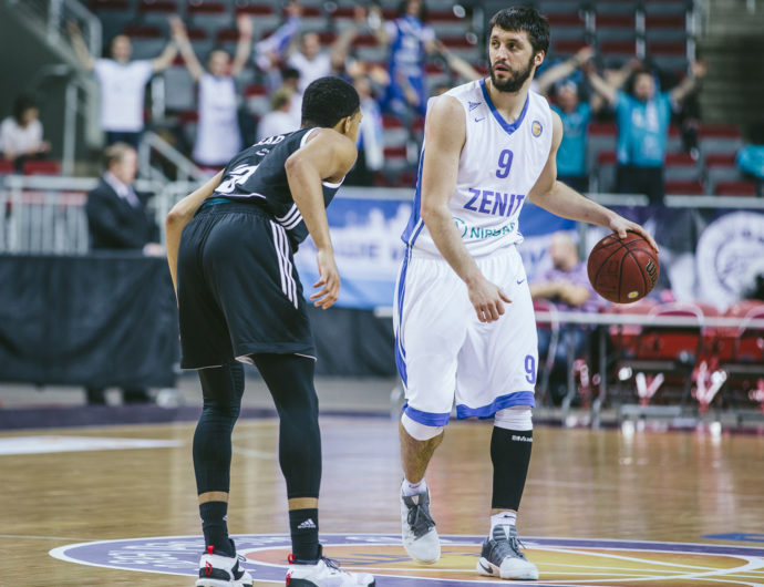 Zenit Stops VEF Down The Stretch