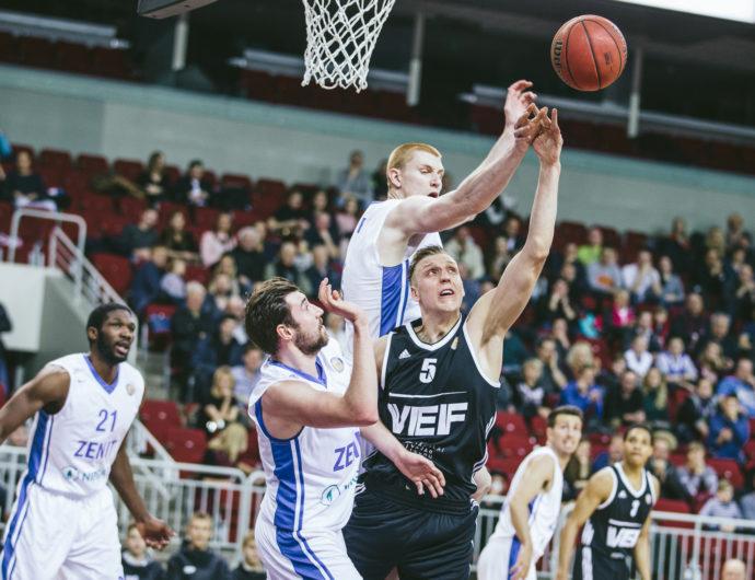 Watch: VEF vs. Zenit Highlights