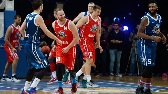 Известия: Такого праздника баскетбола в России не было никогда