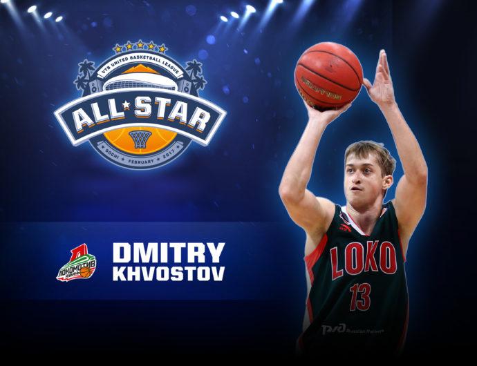 All-Star Profile: Dmitry Khvostov