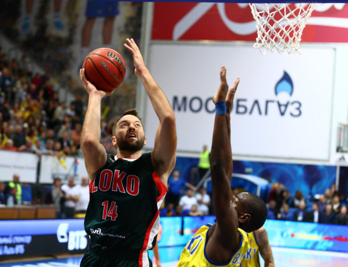 Ian Vougioukas: In The Eurocup Semifinals And Wanting Much More