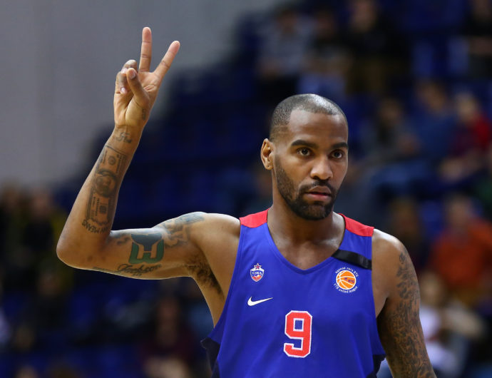 Pick Or Roll: Aaron Jackson, CSKA Moscow