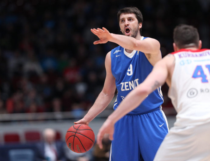Stefan Markovic Interview With Sport Klub On Karasev, Experience With Zenit And More