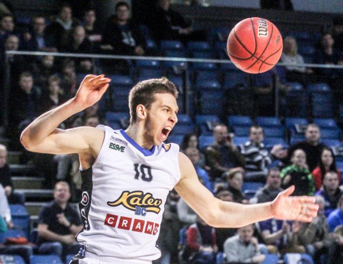 Vitali Liutych Gets MVP Of The Week Award For VTB United League