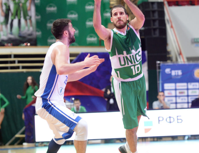 Colom Number One In VTB United League For Round 24