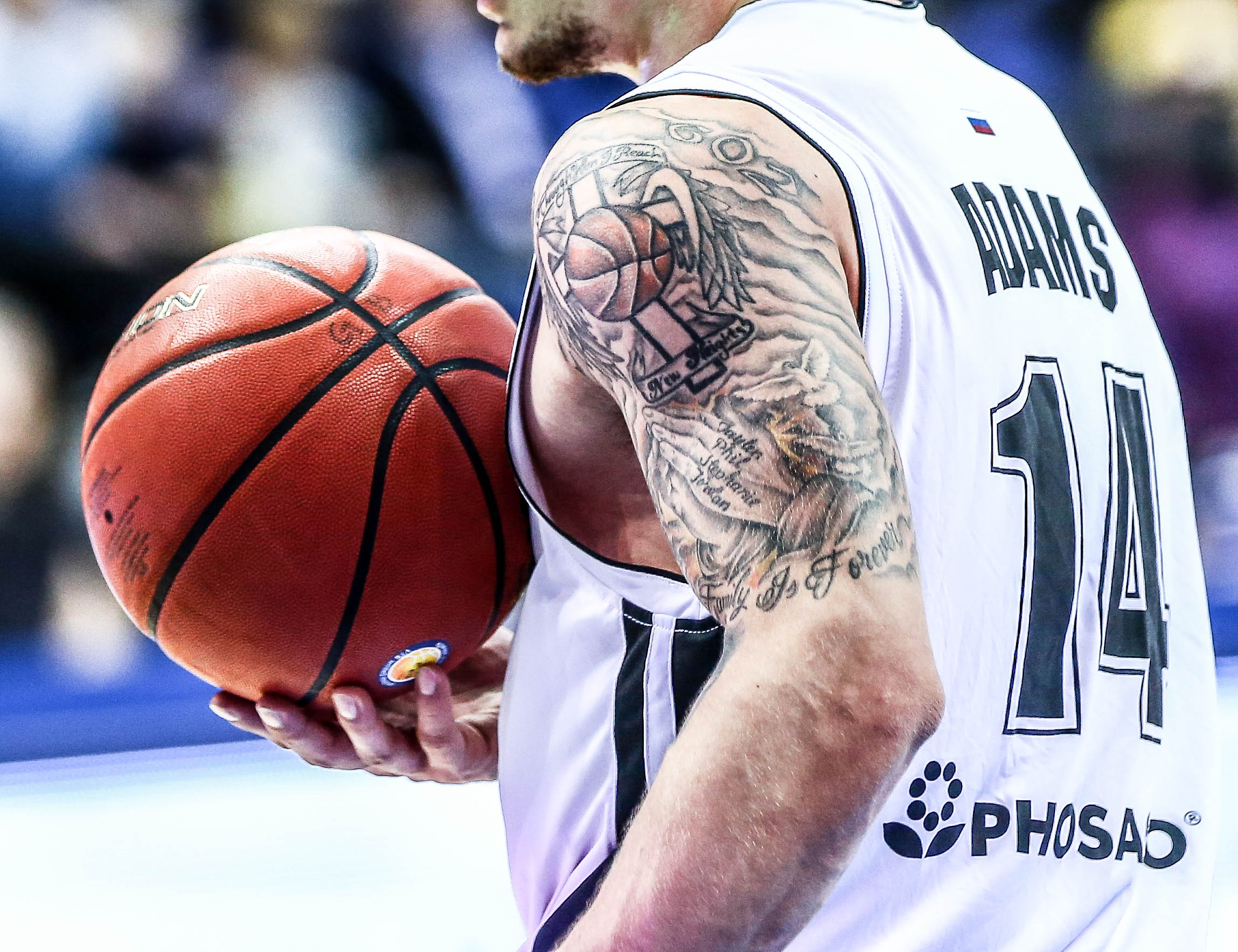 «Баскетбол — это то, ради чего мы живем». Игроки в соцсетях