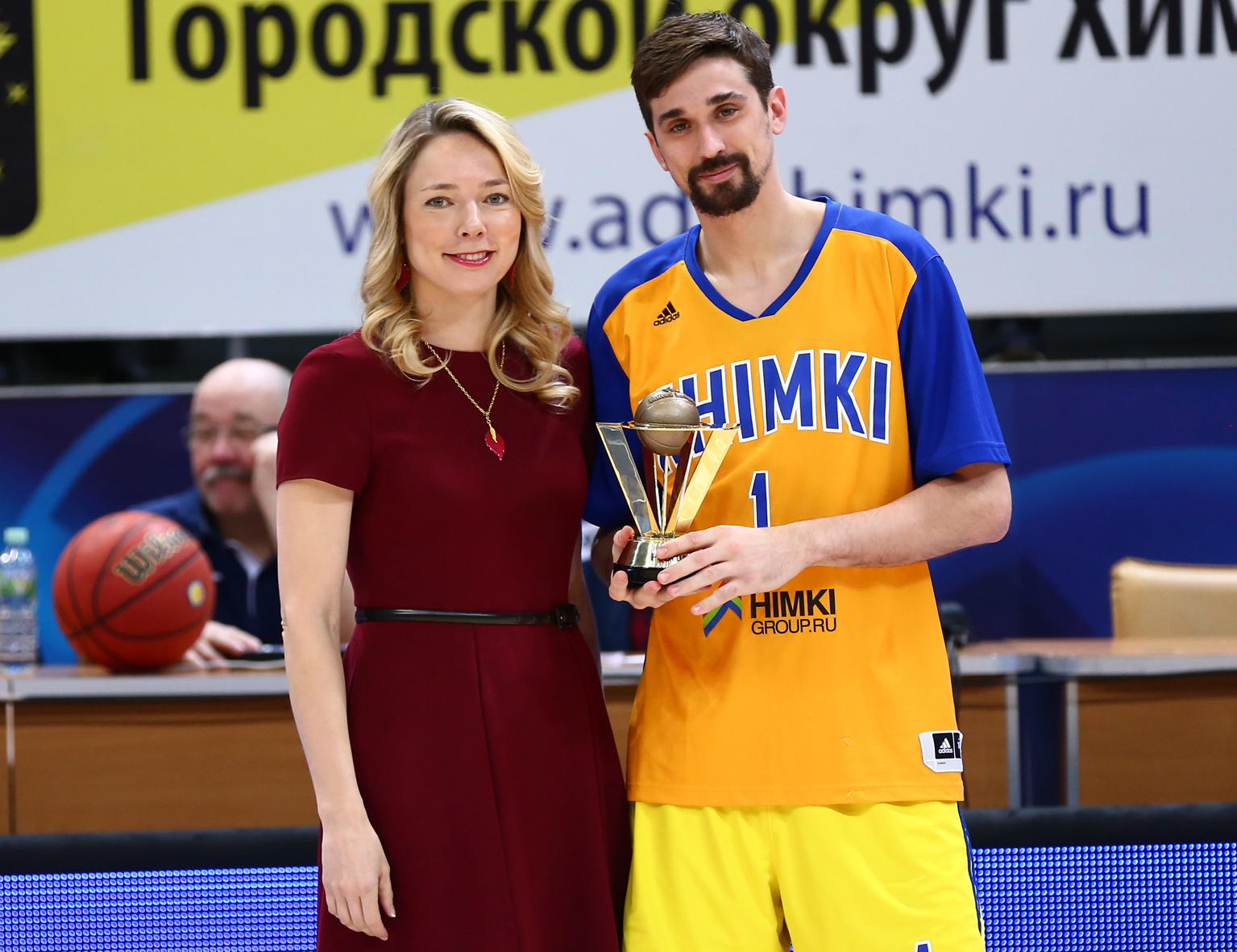Alexey Shved Wins February MVP