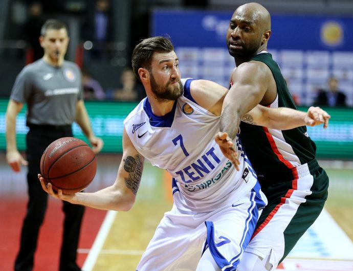 Zenit Gets Revenge On Loko