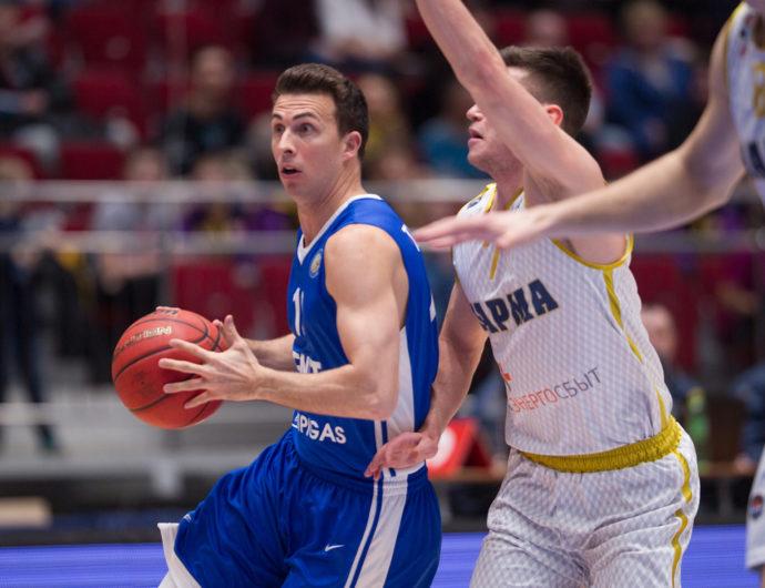 Zenit Dominant In Timma's Return