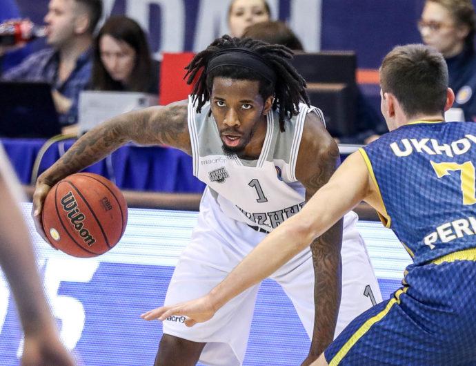 Watch: Parma vs. Nizhny Novgorod Highlights