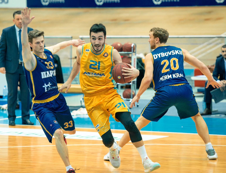 «Астана» все ближе к плей-офф