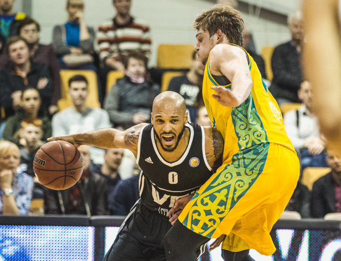 VEF Takes Over 4th Quarter To Defeat Astana