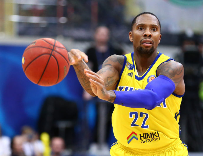 Rowland Number One In VTB United League For Round 27