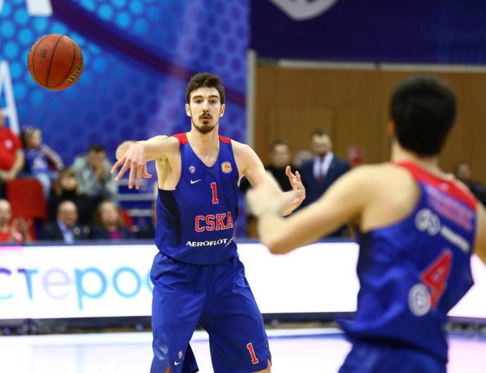 Interview: Nando De Colo, CSKA Moscow