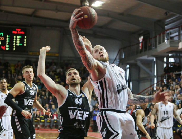 Minnerath Number One In VTB United League For Round 30