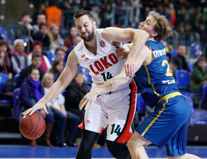Lokomotiv Stays On Track In Perm