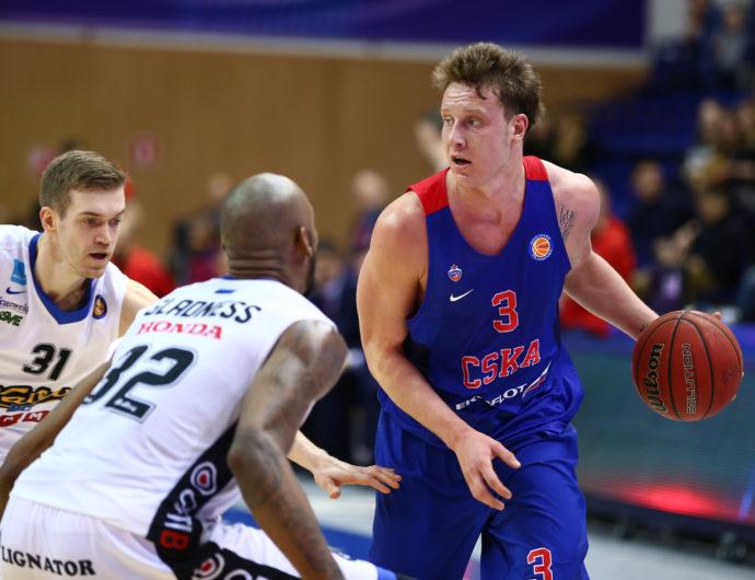 CSKA Dismantles Kalev