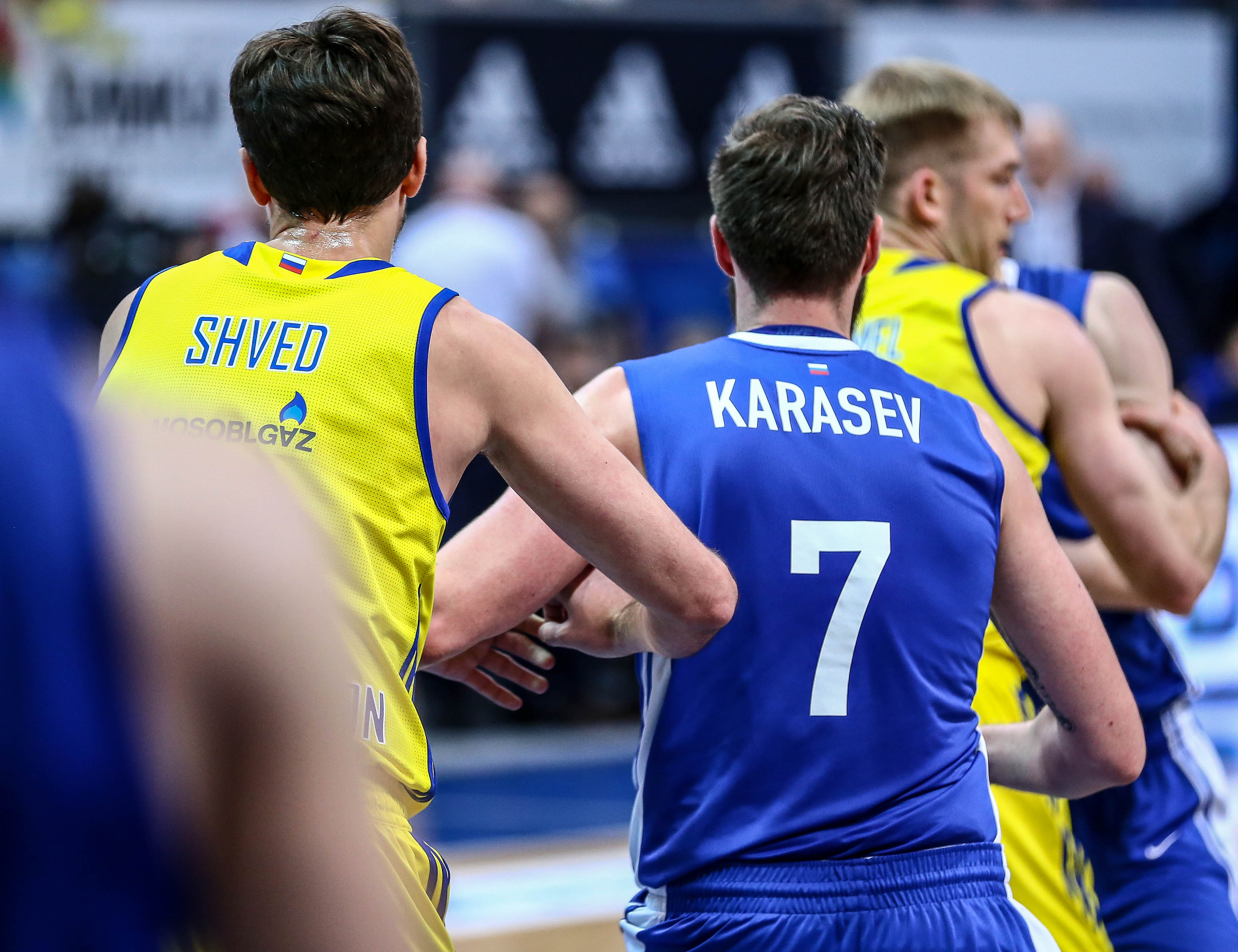 Week In Review: Karasev Bests Shved, Markovic Wins March MVP, Elegar Ties Record