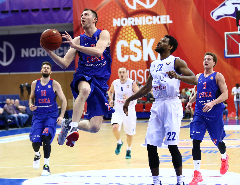 ЦСКА – первый в регулярном сезоне
