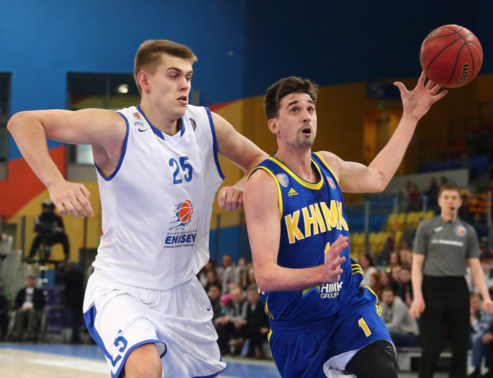Week In Review: Khimki Takes 3rd, Nick Minnerath Wins Scoring Title And Kevin Jones As Pop Star