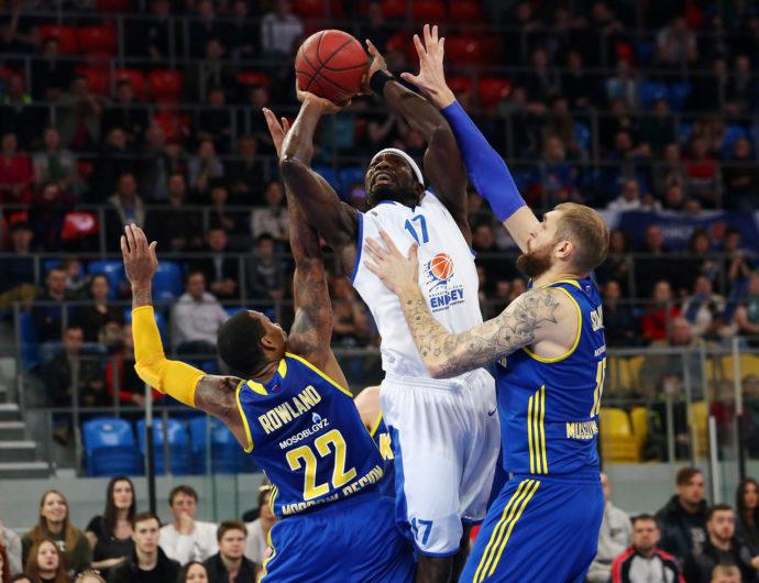 Watch: Enisey vs. Khimki Highlights