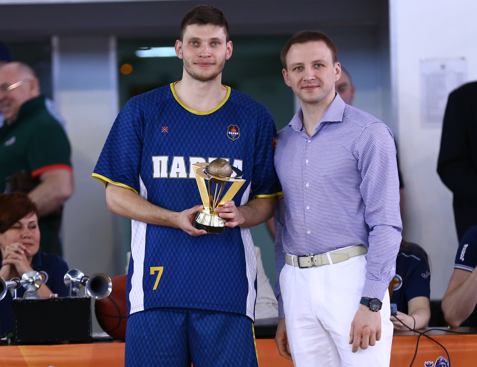 Ivan Ukhov Wins Young Player Of The Year