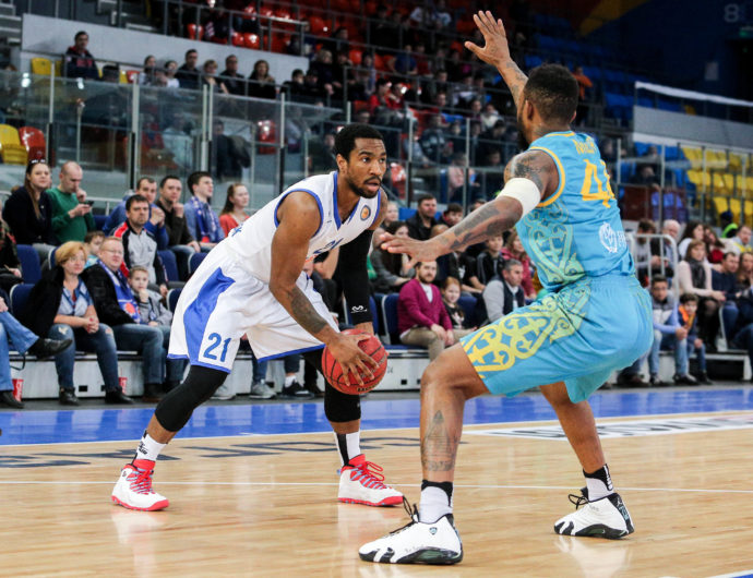 Enisey Stays Hot By Downing Astana