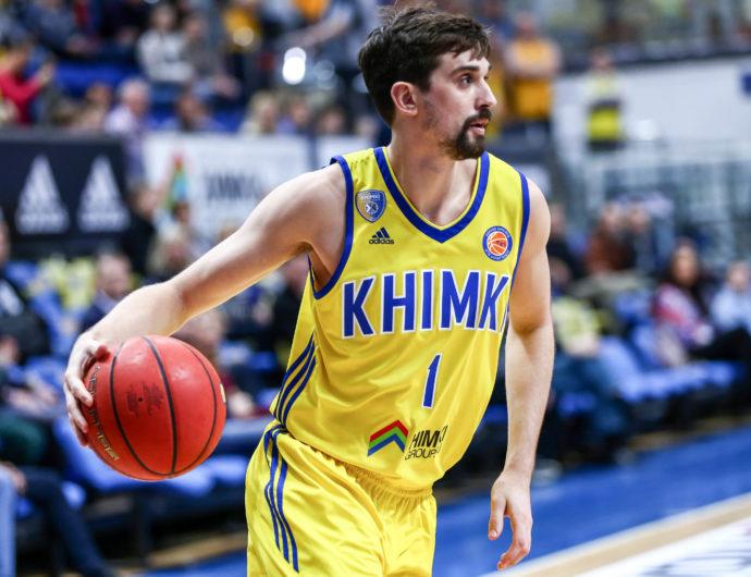 Star Performance: Alexey Shved vs. Nizhny Novgorod