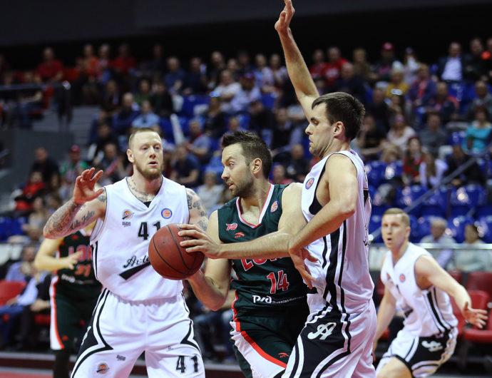 Kuban Bounces Back vs. Saratov