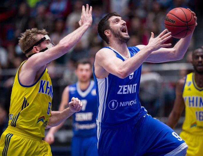 Stefan Markovic Gets MVP Of The Week Award For VTB United League