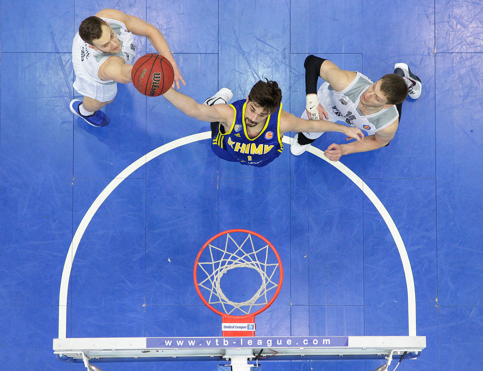 Shved Buries Nizhny Novgorod