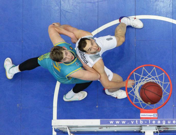 Watch: Nizhny Novgorod vs. Astana Highlights