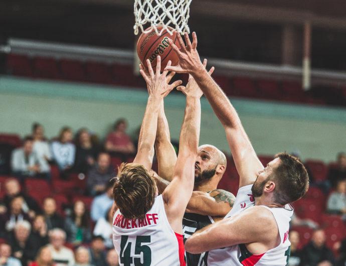Watch: VEF vs. Lokomotiv-Kuban Highlights