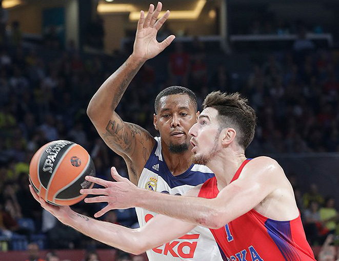 CSKA Finishes 3rd In EuroLeague